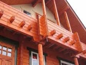 Как обеспечить защиту деревянного дома