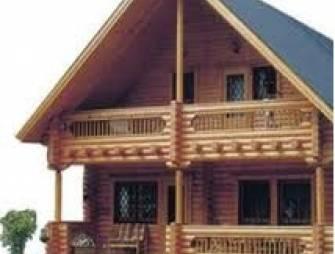 Деревянный дом - лучший вариант