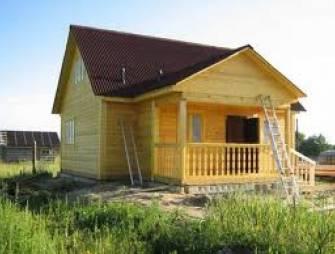Кровля для деревянного дома: ондулин
