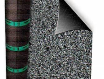 надежный гидроизоляционный материал Бикрост ХПП