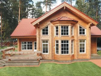 дом из клееного бруса под ключ дешево стильно и качественно