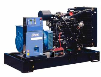 электрогенератор SDMO J165K