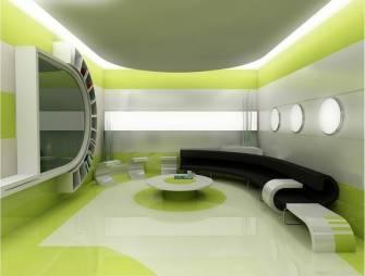 Различие в дизайне помещения в зависимости от его предназн