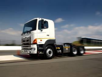 где в строительстве используются грузовики крупнотоннажные