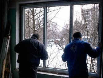 Монтаж и преимущества металлопластиковых окон
