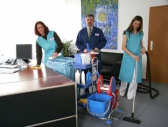 Профессиональный клининг офисных помещений