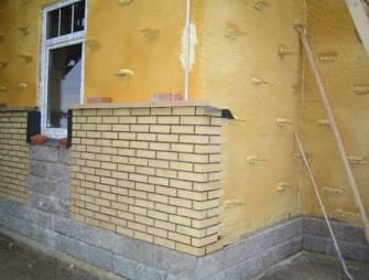 Роль утеплителя для стен