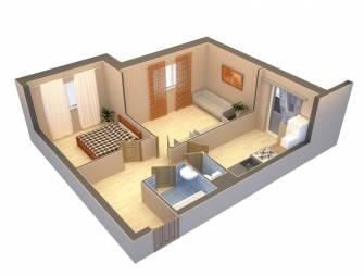 сколько стоит проект по квартирной перепланировке