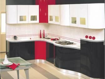 Тонкости обустройства кухни