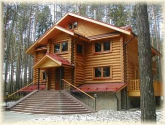 Дом из бревна – за что нужно заплатить