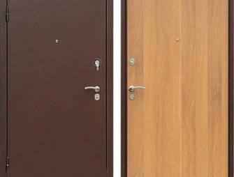 подбор входных стальных дверей в квартиру