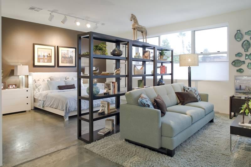 4 альтернативы горкам для маленькой гостиной